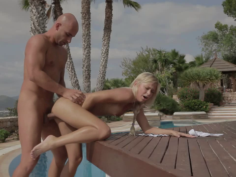 LOLY33 - blonde love outdoor fucking | X-ART & best porn X-ART sites!